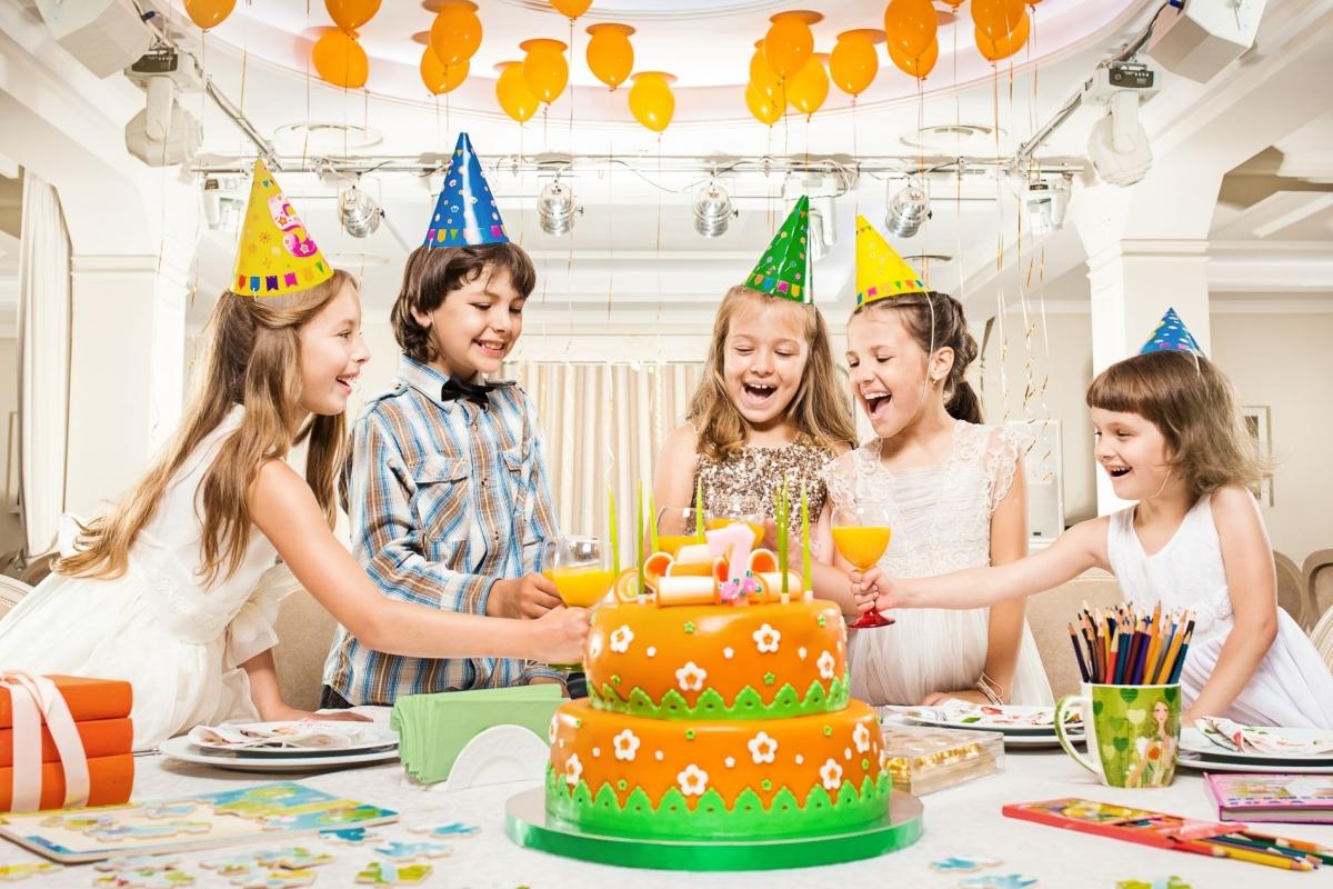 Детские праздники дни рожденья